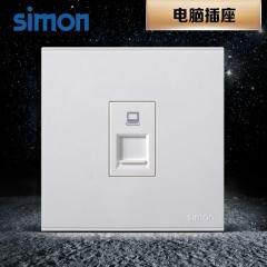 【E6系列】西蒙开关插座E6系列白色 (Ⅰ)