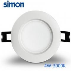 【筒灯】西蒙晶亮LED二代筒灯3寸 (Ⅱ)